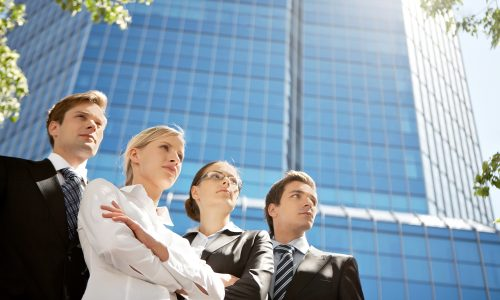 what makes a great property management department