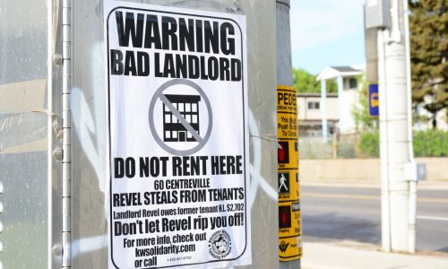 warning signs of a bad landlord