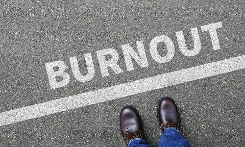 burnout from property management