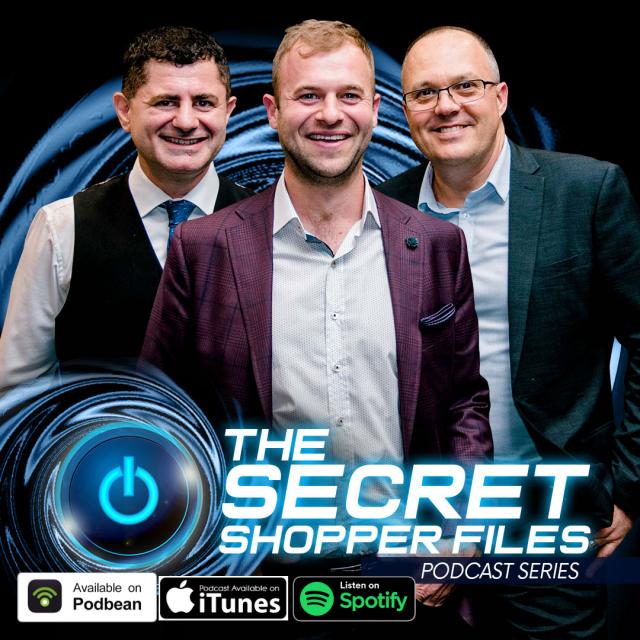 Secret Shopper Files Podcast